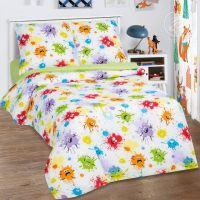«Промокашка» постельное белье поплин 1.5 спальный