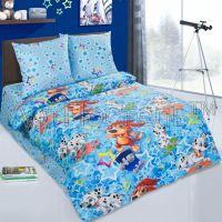 «Скейтборд» постельное белье поплин 1.5 спальный