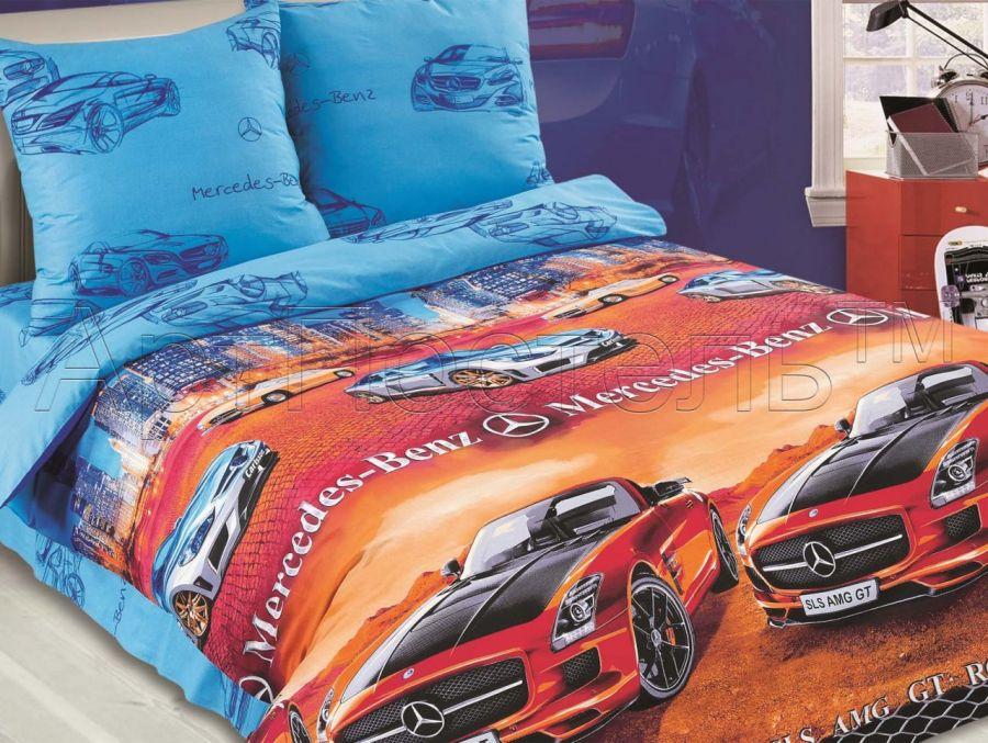 3D - «Фаворит» постельное белье поплин 1.5 спальный