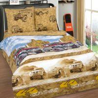 «Каньон» постельное белье поплин 1.5 спальный