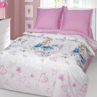 «Розовые мечты» постельное белье undefined 1.5 спальный