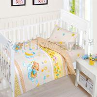 «Баиньки» ясельное постельное белье бязь Детский