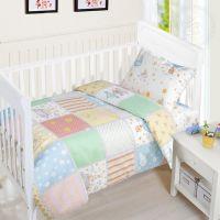 «Растишка» ясельное постельное белье бязь Детский