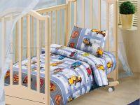 «Ретро» ясельное постельное белье бязь Детский