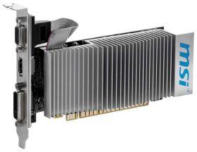 Видеокарта MSI GeForce 210 589Mhz PCI-E 2.0 1024Mb 1000Mhz 64 bit DVI HDMI HDCP TurboCache Ret