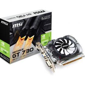 Видеокарта MSI GeForce GT 730 2 GB (N730-2GD3V2)