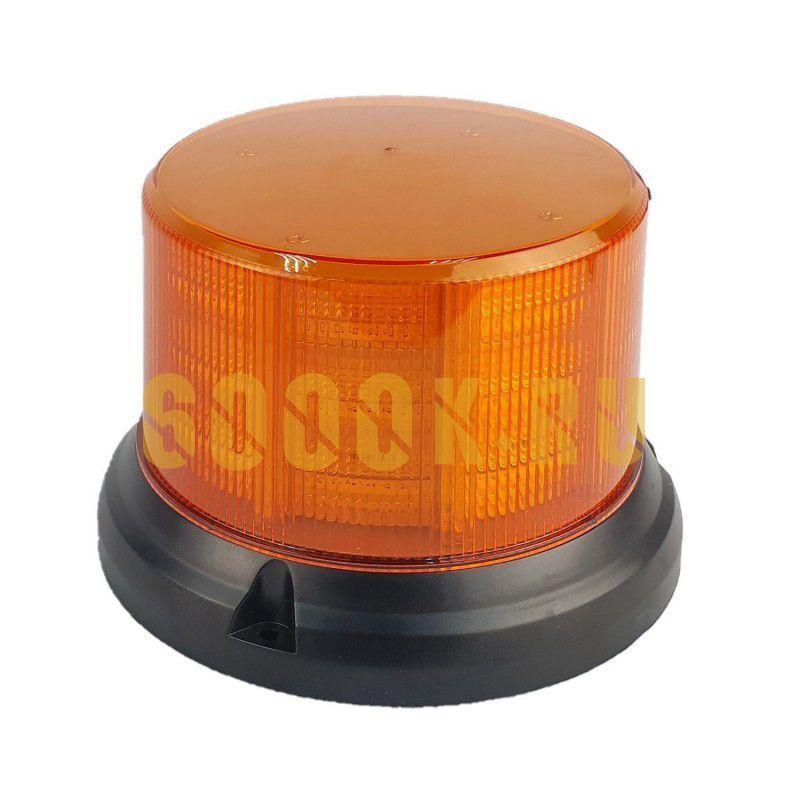 Проблесковый маячок 48 Вт (Orange)