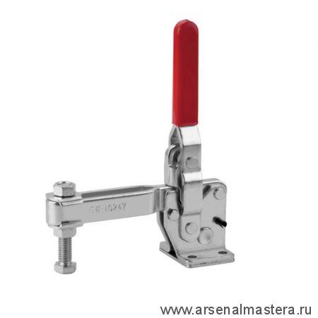 Зажим механический с вертикальной ручкой усилие 450 кг GOOD HAND GH-10247