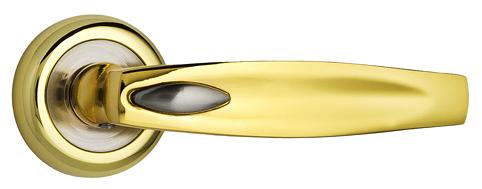 Дверная ручка БОЛОНЬЯ ITAROS, золото