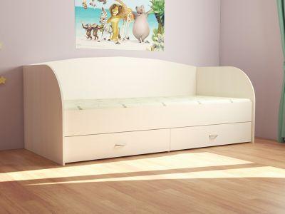 Кровать Велес 1-спальная с ящиками