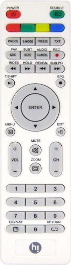 Пульт Hi E05-DTV белый