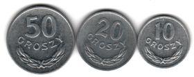 Польша набор 1980-83