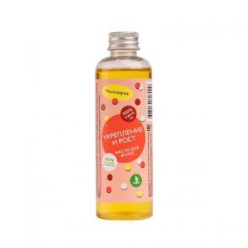 Мыловаров - Масло для волос Укрепление и рост, 100 мл
