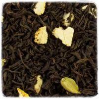 Чай с бергамотом и кардамоном