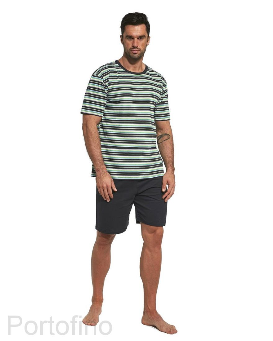 338-06 Пижама мужская короткий рукав