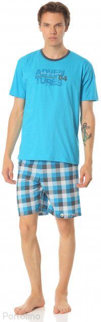 326-35 Мужская пижама Cornette