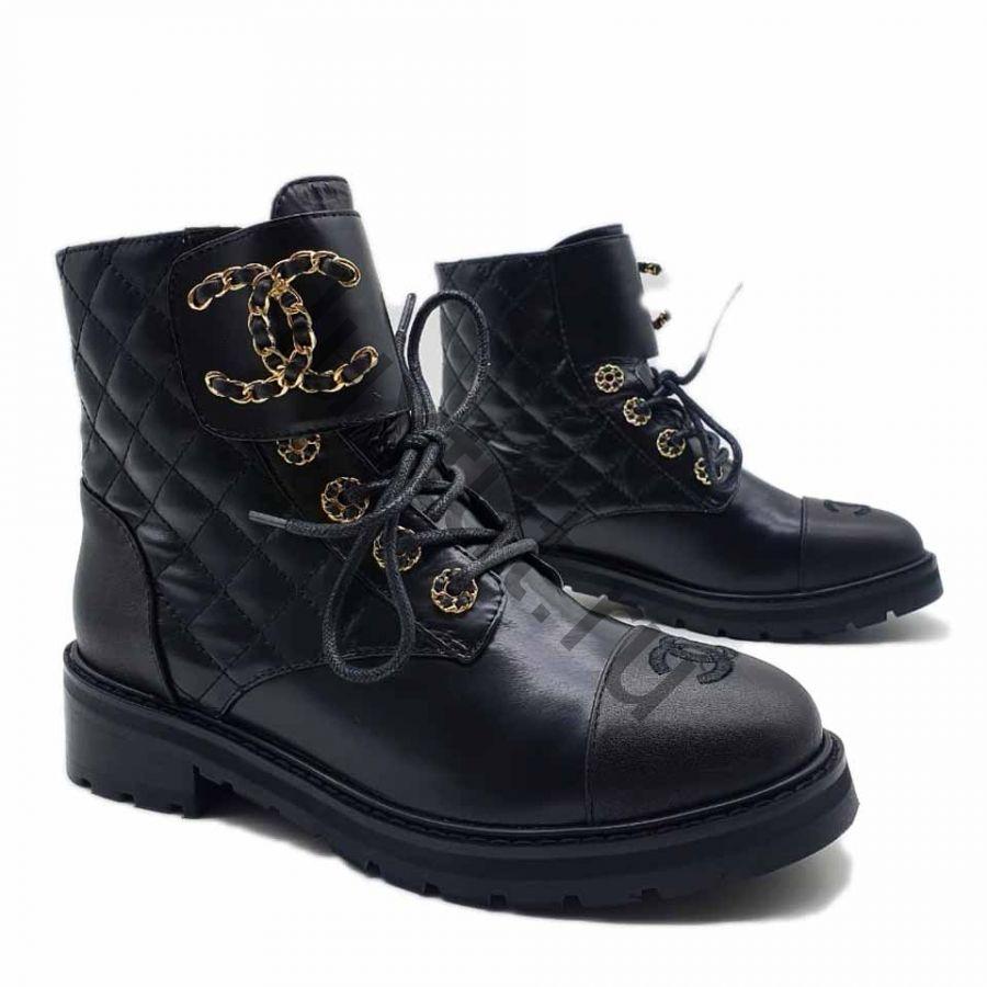 Ботинки Сhanel