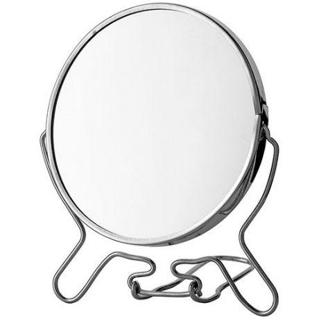 Зеркало настольное двухстороннее с увеличением