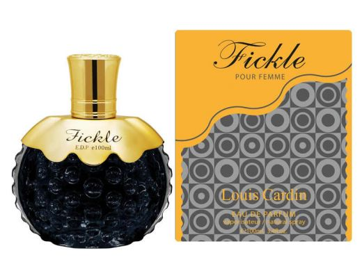 Женские духи Louis Cardin Fickle Noir, 100 ml