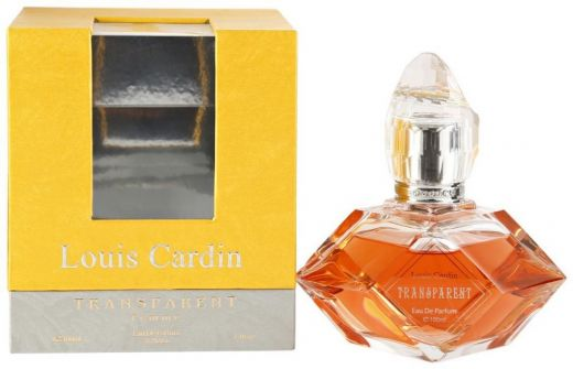 Женские духи Louis Cardin Transparent, 100ml