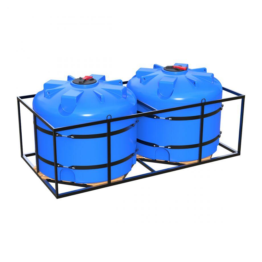 Кассета (TR 4500 литров x 2 шт.)