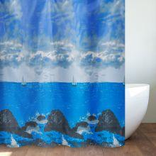 Штора для ванной комнаты Savol S-XK2018D