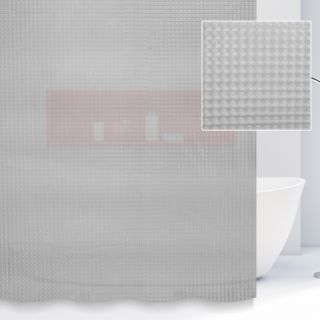 Штора для ванной 3DB1