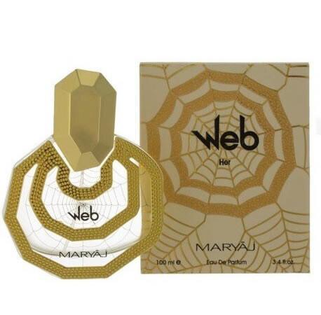 Женские духи Maryaj Web, 100 ml