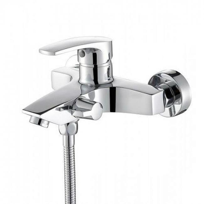 Смеситель для ванны с душем KAISER Guss (68022)
