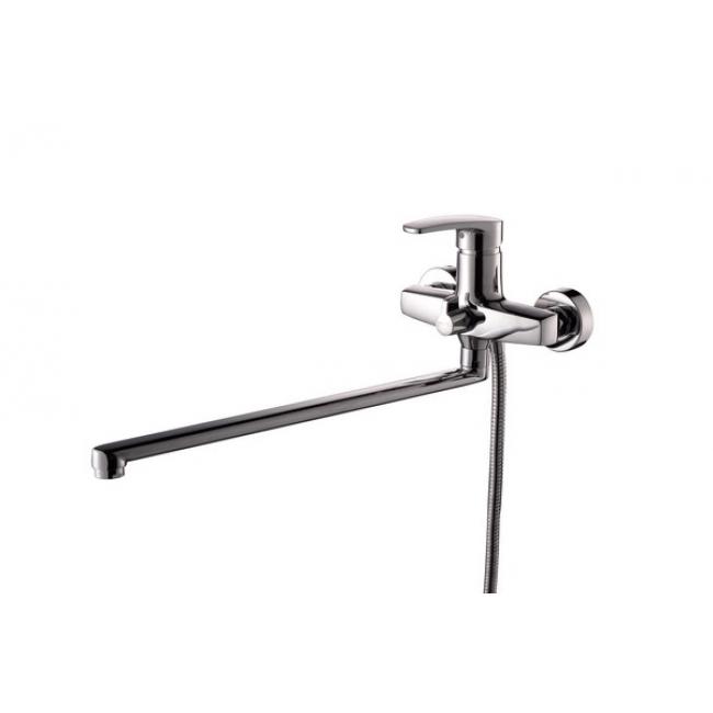 Смеситель для ванны с душем KAISER Guss (68055)
