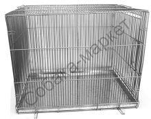 Клетка для собак 600*800*650