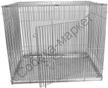Клетка для собак 500*700*550
