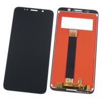 LCD (Дисплей) Huawei Honor 7A (DUA-L22)/Honor 7S (DRA-LX5)/Honor 9S (DUA-LX9)/Y5 Lite 2018 (CAG-L23)/Y5 Prime 2018 (DRA-LX2)/Y5p (DRA-LX9) (в сборе с тачскрином) (black) Аналог