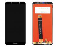 LCD (Дисплей) Huawei Honor 7A (DUA-L22)/Honor 7S (DRA-LX5)/Honor 9S (DUA-LX9)/Y5 Lite 2018 (CAG-L23)/Y5 Prime 2018 (DRA-LX2)/Y5p (DRA-LX9) (в сборе с тачскрином) (black) Оригинал