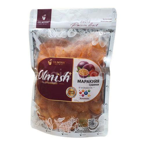 Натуральная сушеная маракуйя, 500 грамм