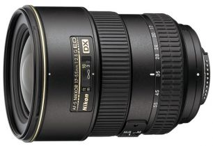 Nikon 17-55mm f/2.8G IF-ED AF-S DX Zoom-Nikkor