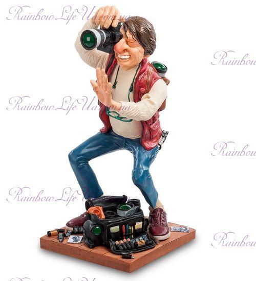 "Статуэтка фотограф ""The Photographer. Forchino"""