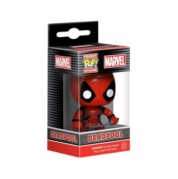Брелок Funko Pocket POP! Keychain: Marvel: Deadpool 4984-PDQ