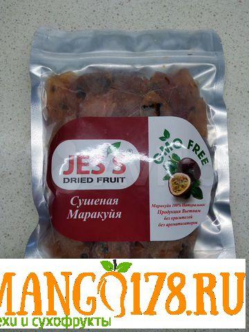 Сушеная маракуйя JESS купить в Санкт-Петербурге c доставкой