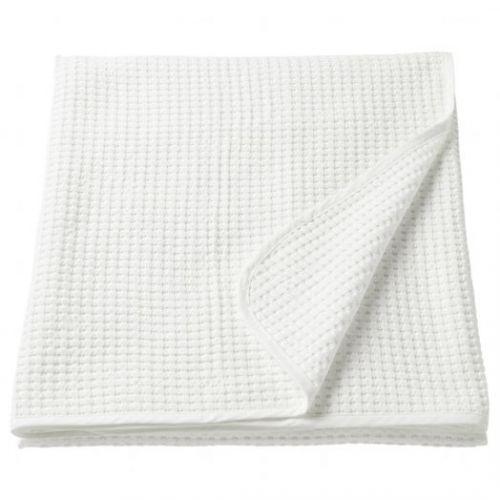 VARELD ВОРЕЛЬД, Покрывало, белый, 150x250 см - 603.840.19