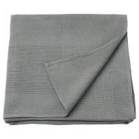 INDIRA ИНДИРА, Покрывало, серый, 230x250 см - 903.890.82