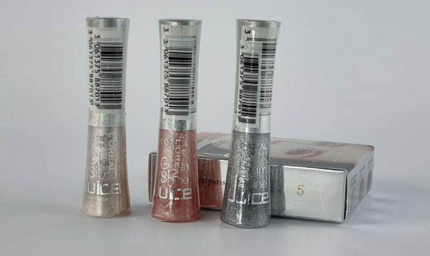 Блеск для губ Loreal 3 Lipgloss Glam Shine №5 6 ml (упаковка)