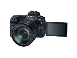 Фотоаппарат со сменной оптикой Canon EOS R Kit RF 24-105mm F4L