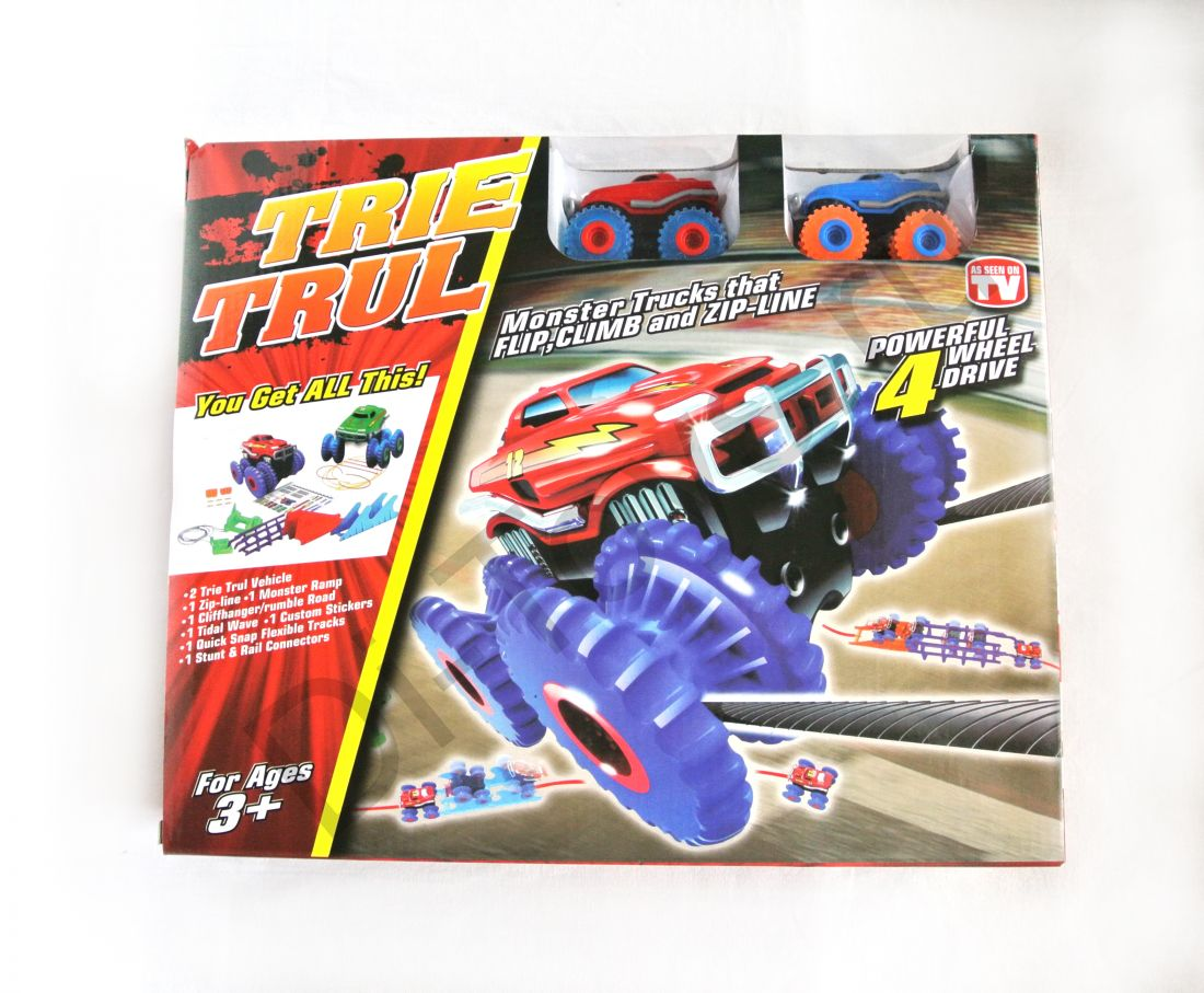 Trix Trux - Средний
