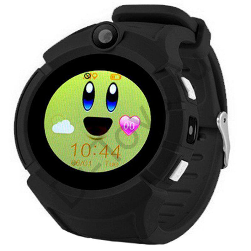 Умные часы Smart Baby Watch Q610 (черные)