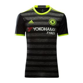 Игровая футболка клуба adidas Chelsea Football Club Away Jersey чёрная