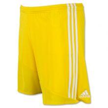 Детские игровые шорты adidas Regista 16 Shorts жёлтые