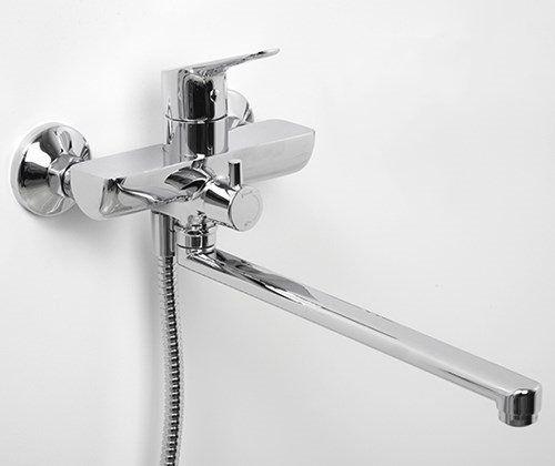 Смеситель для ванны Wasserkraft Lippe 4502L
