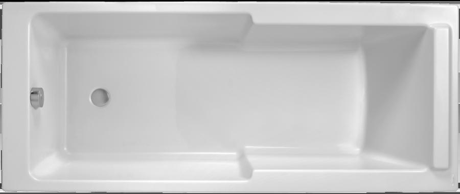 Ванна Jacob Delafon Struktura E6D020