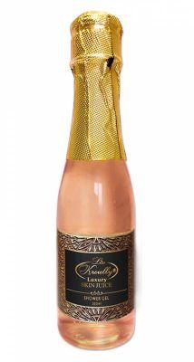 Шампанское-Пена для ванн Малина Liss Kroully Skin Juice 260 мл